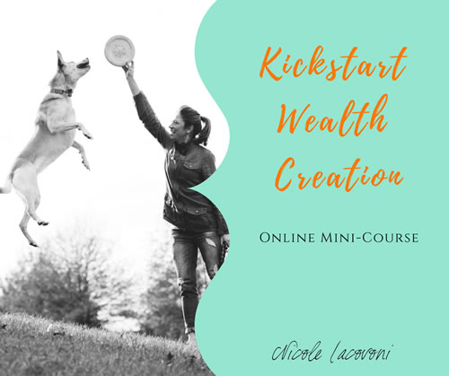 Kickstart Wealth Creation mini-course