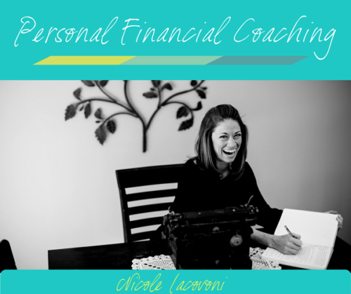 Personal Financial Coaching