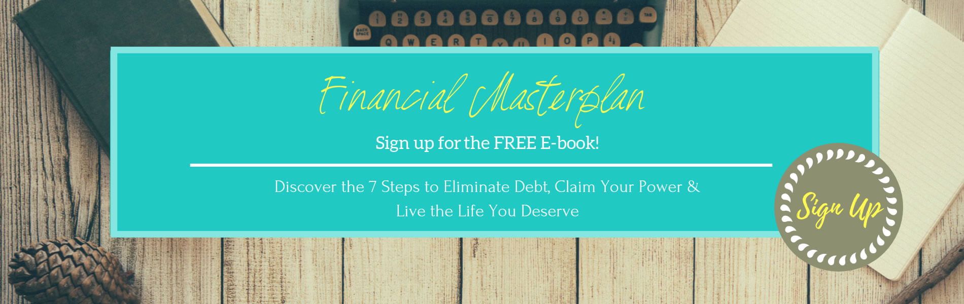 Financial Masterplan Free Ebook