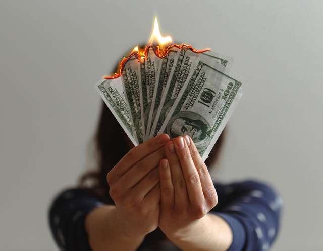 Are you bullying your money?