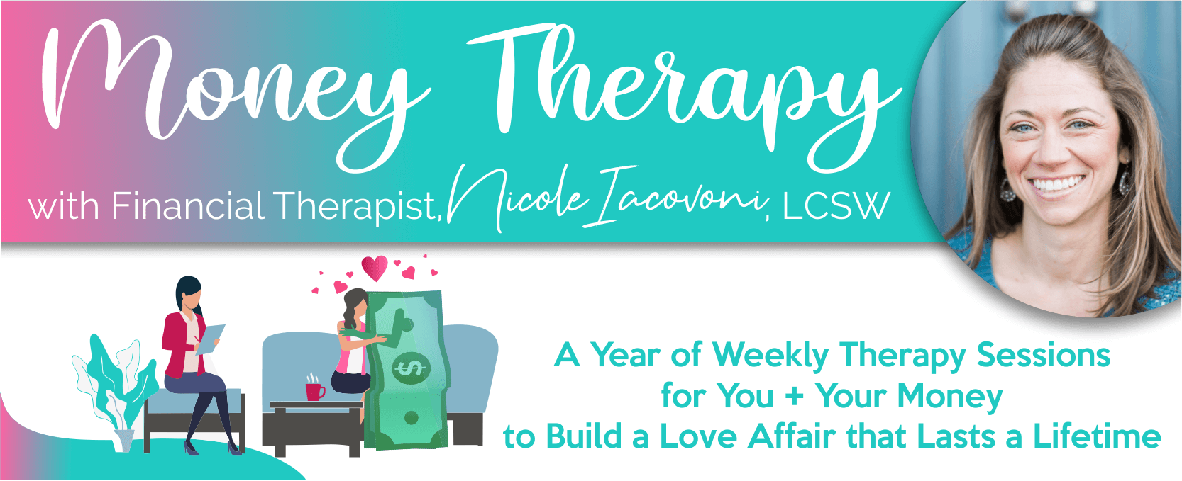 Money Therapy with Financial Therapist