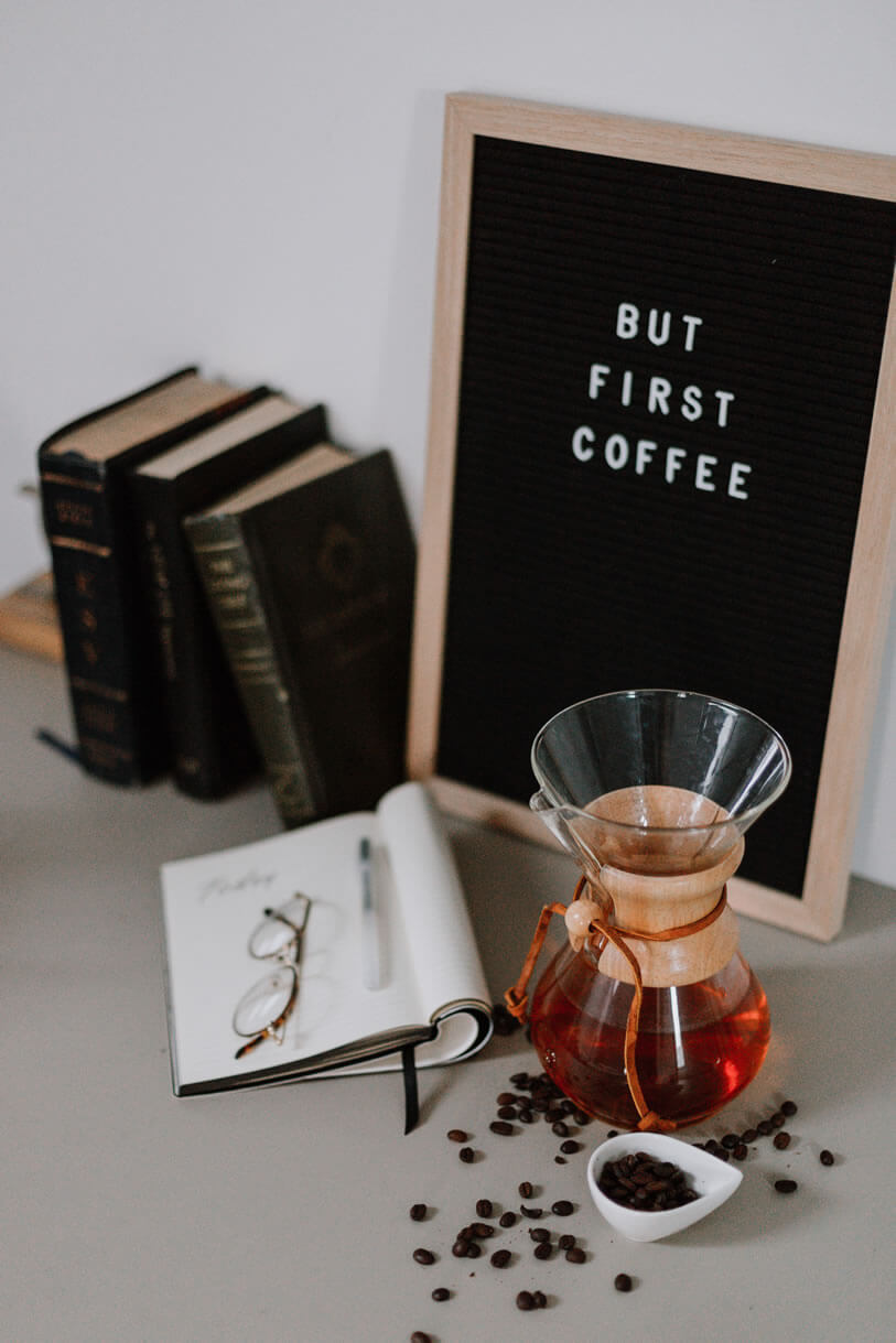But First Coffee - Wasn't Expecting that Twist