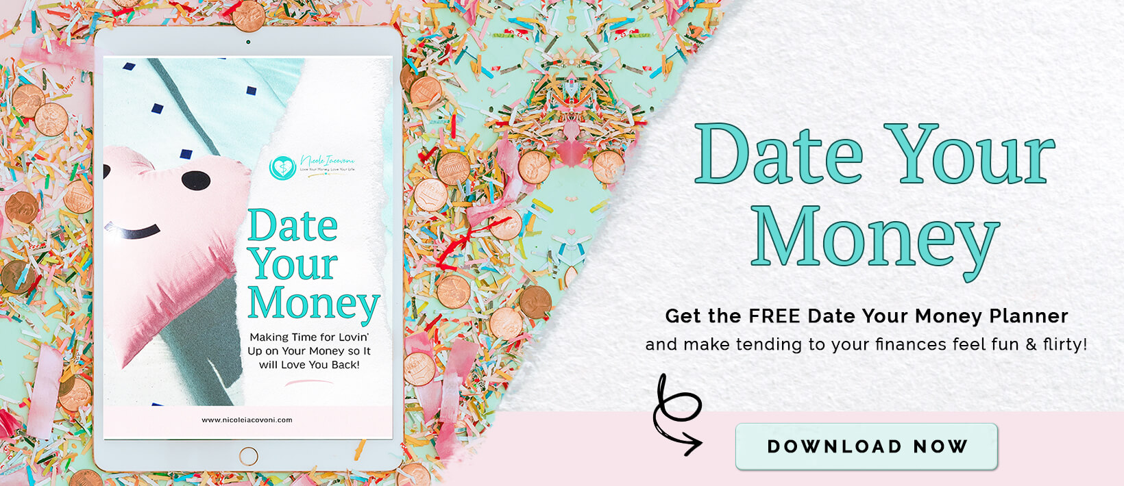 Date Your Money Planner