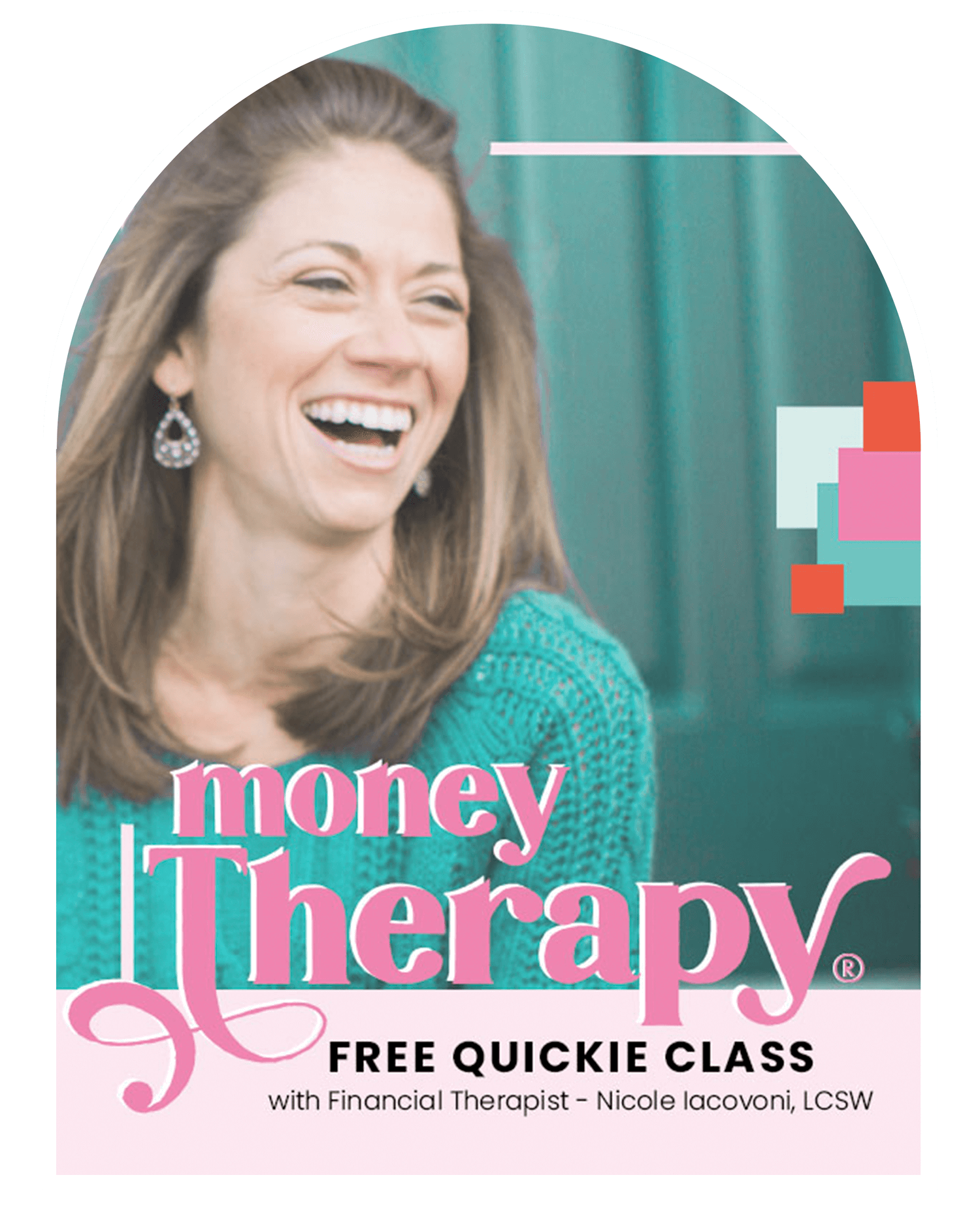 Money Therapy Quickie Class - a free 3-day class for creatives